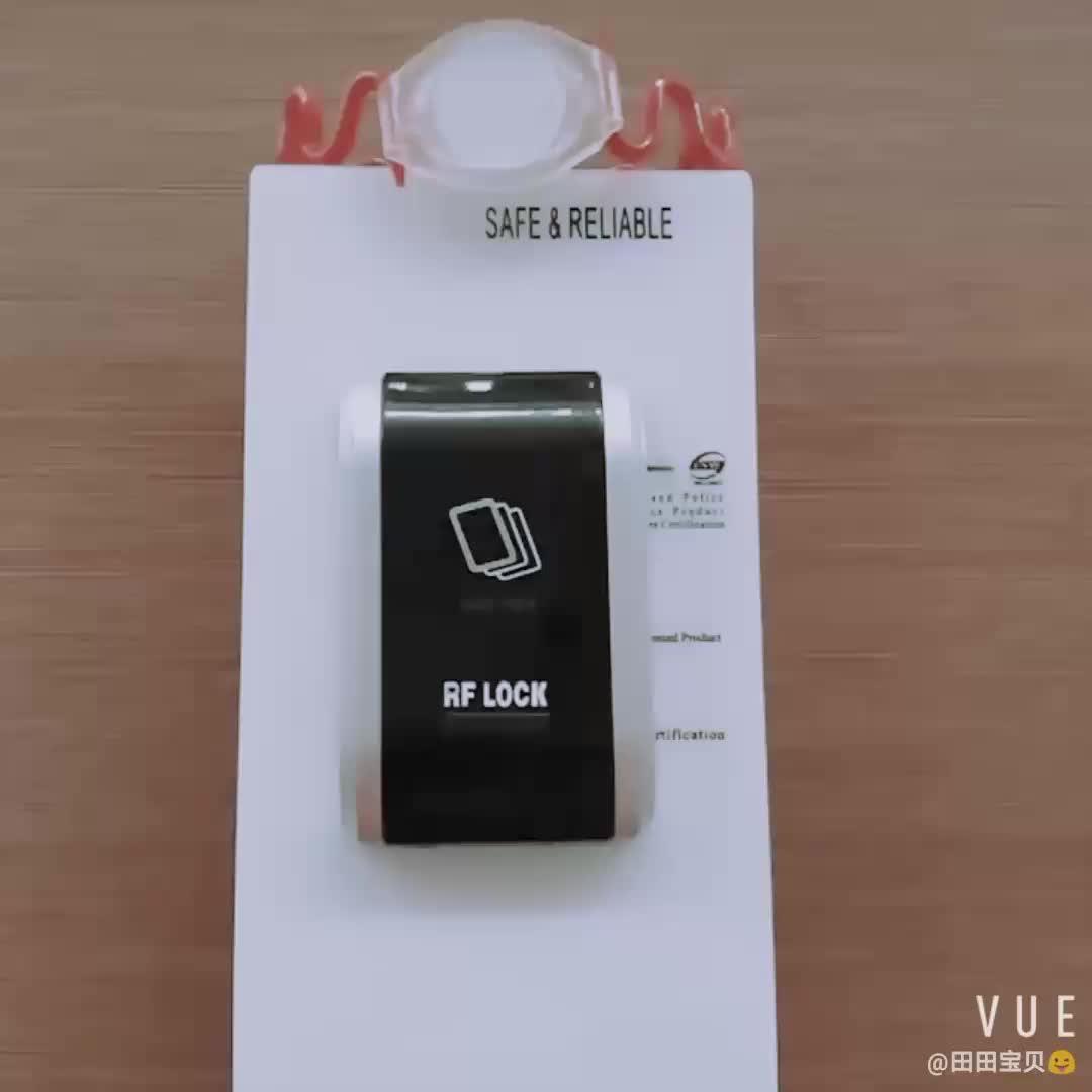 RFID Wristband Card Club Combination Locker Lock