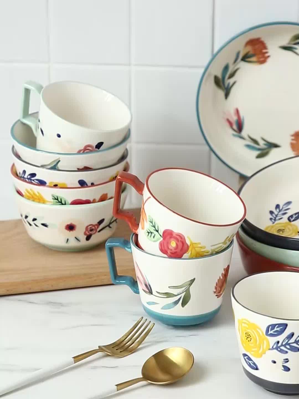 Porzellan Perle Ladegerät Platten Gerichte Keramik Platten 1815