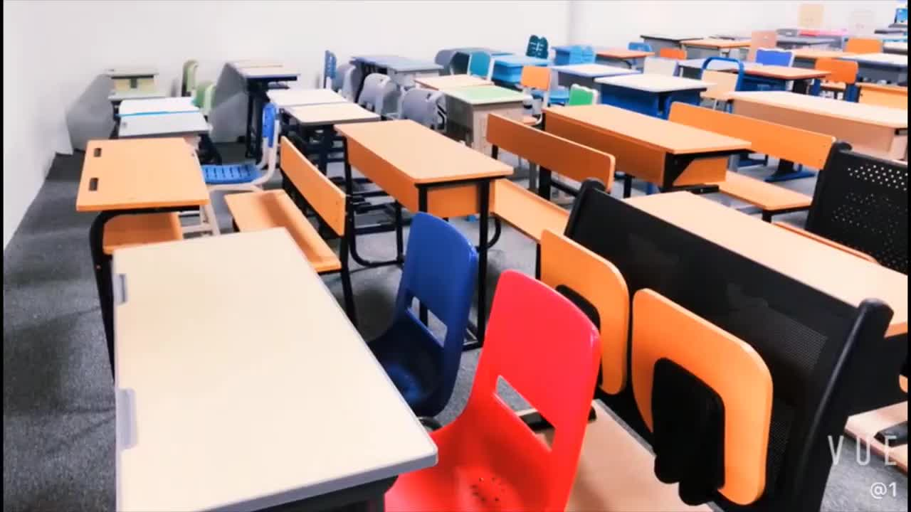 Wholesale Wooden Student Desk And Chair set