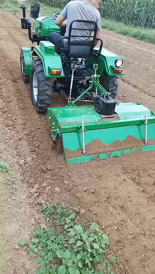 25HP Agricultural Farm Tractor HQ 252 For Greenhouse