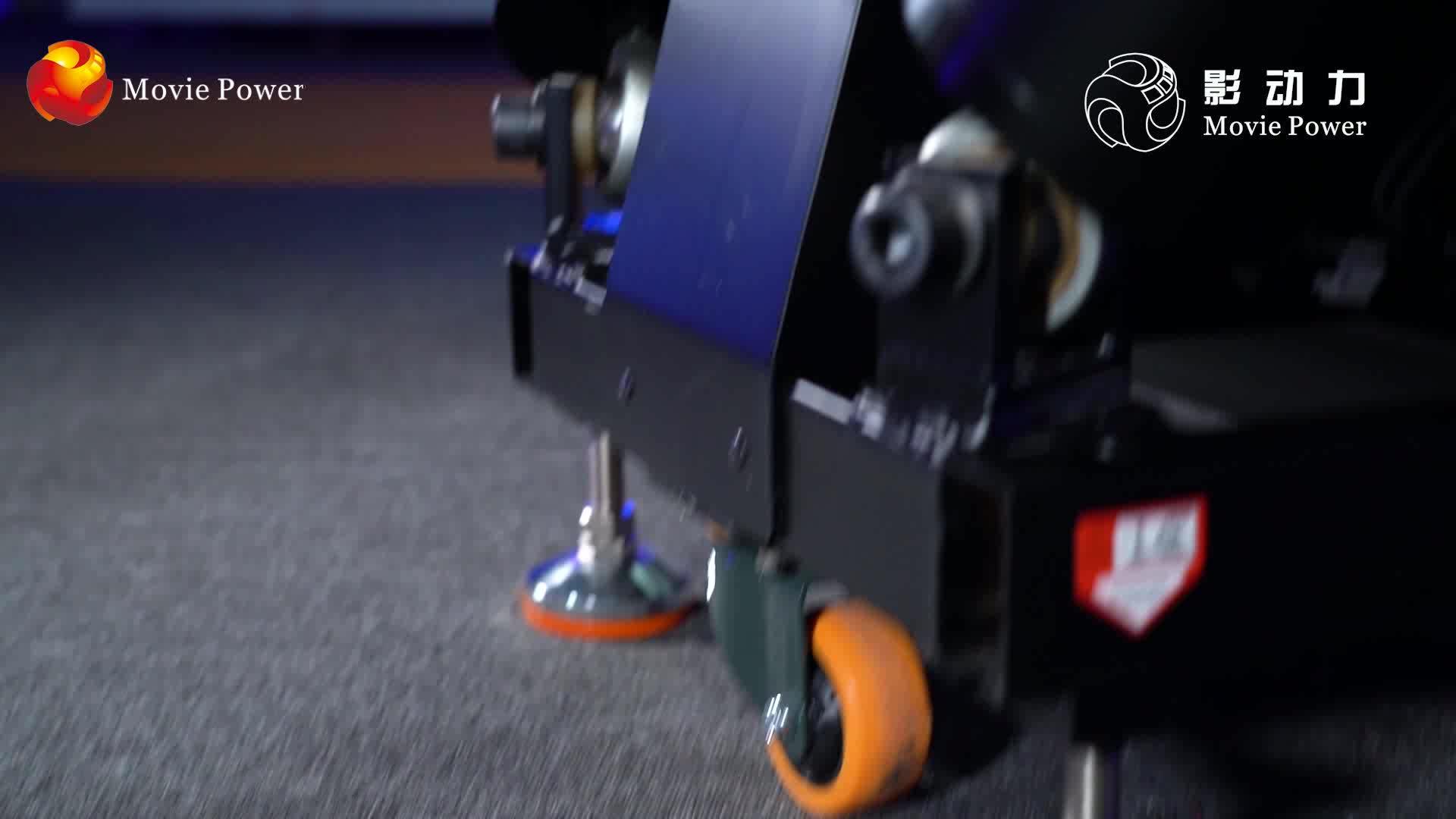 Movie Power Virtual Reality Driving Platform Siêu Đua Xe Trò Chơi Mô Phỏng Cho Trường Lái Xe