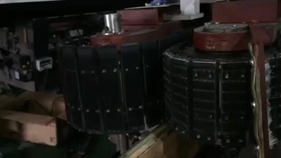 PLC Control Bearing Conveying Glass Edging Beveling Machine Price