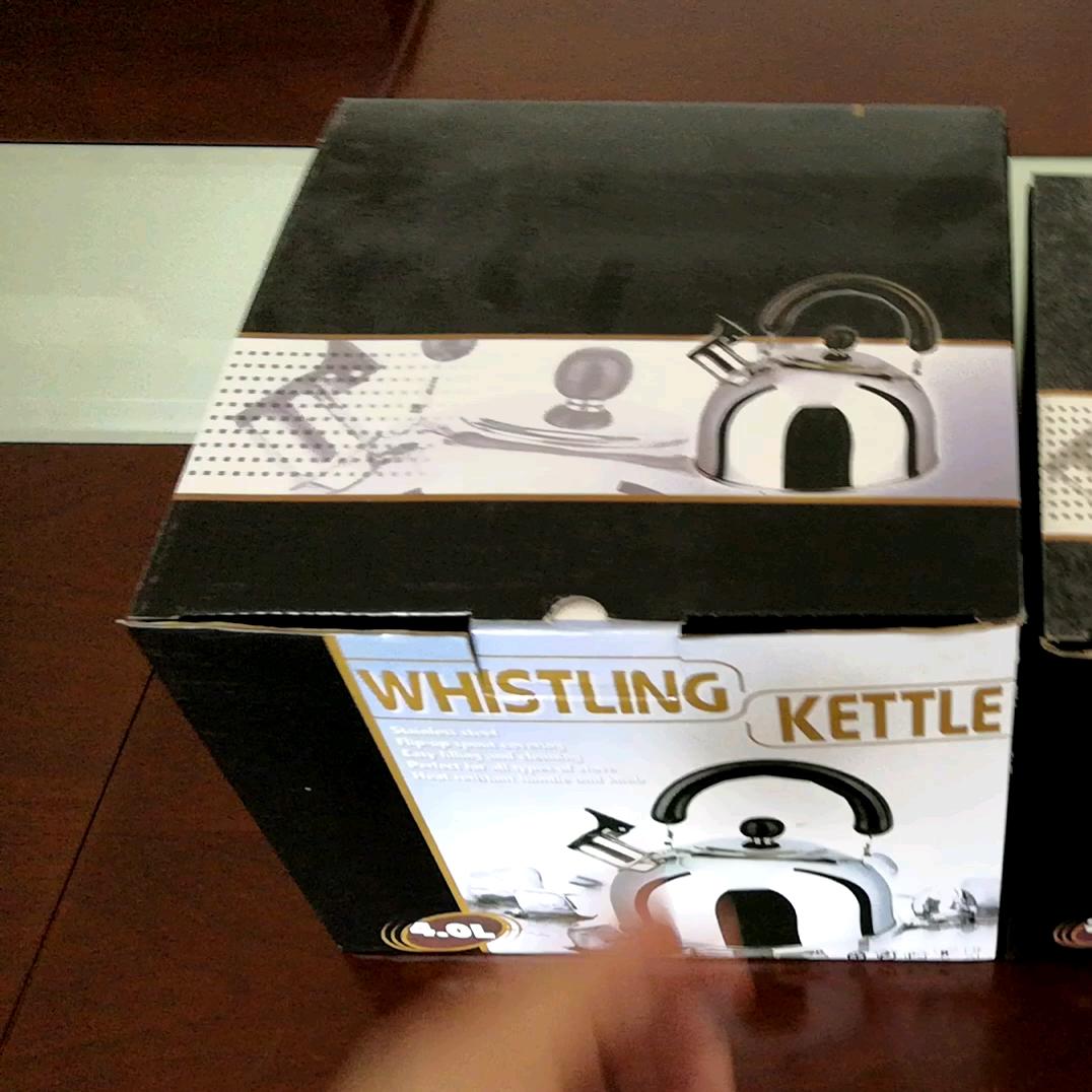 उच्च गुणवत्ता वाले स्टेनलेस स्टील सीटी केतली चाय की केतली पानी केटल्स
