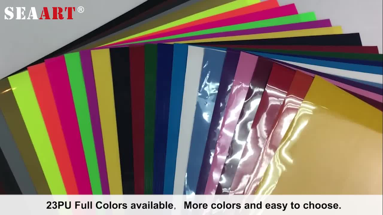 12x15 inches Heat Transfer Vinyl Sheets For Clothing