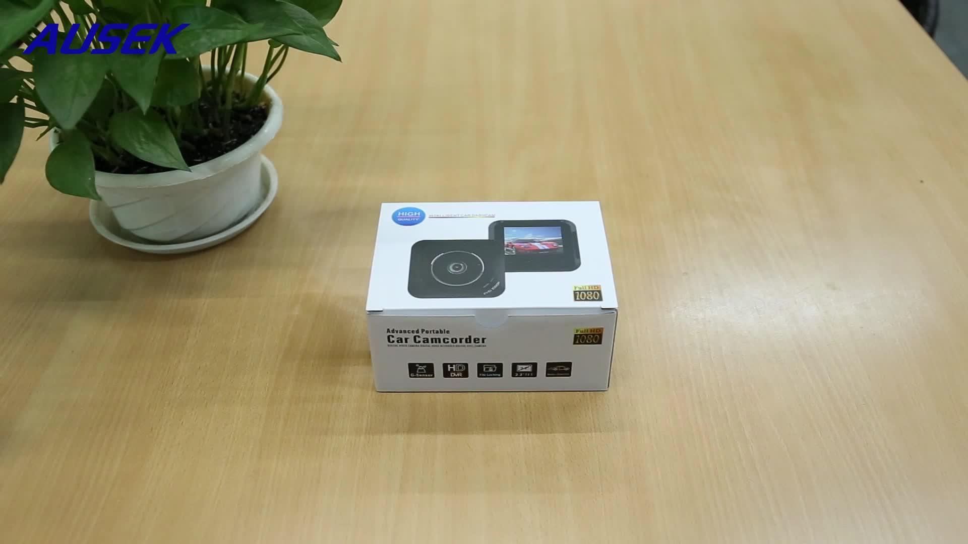 Ape Mobil Kamera Perekam dengan Super Malam Visi 170 Derajat Sudut Lebar 1080P Full HD Kamera Dasbor