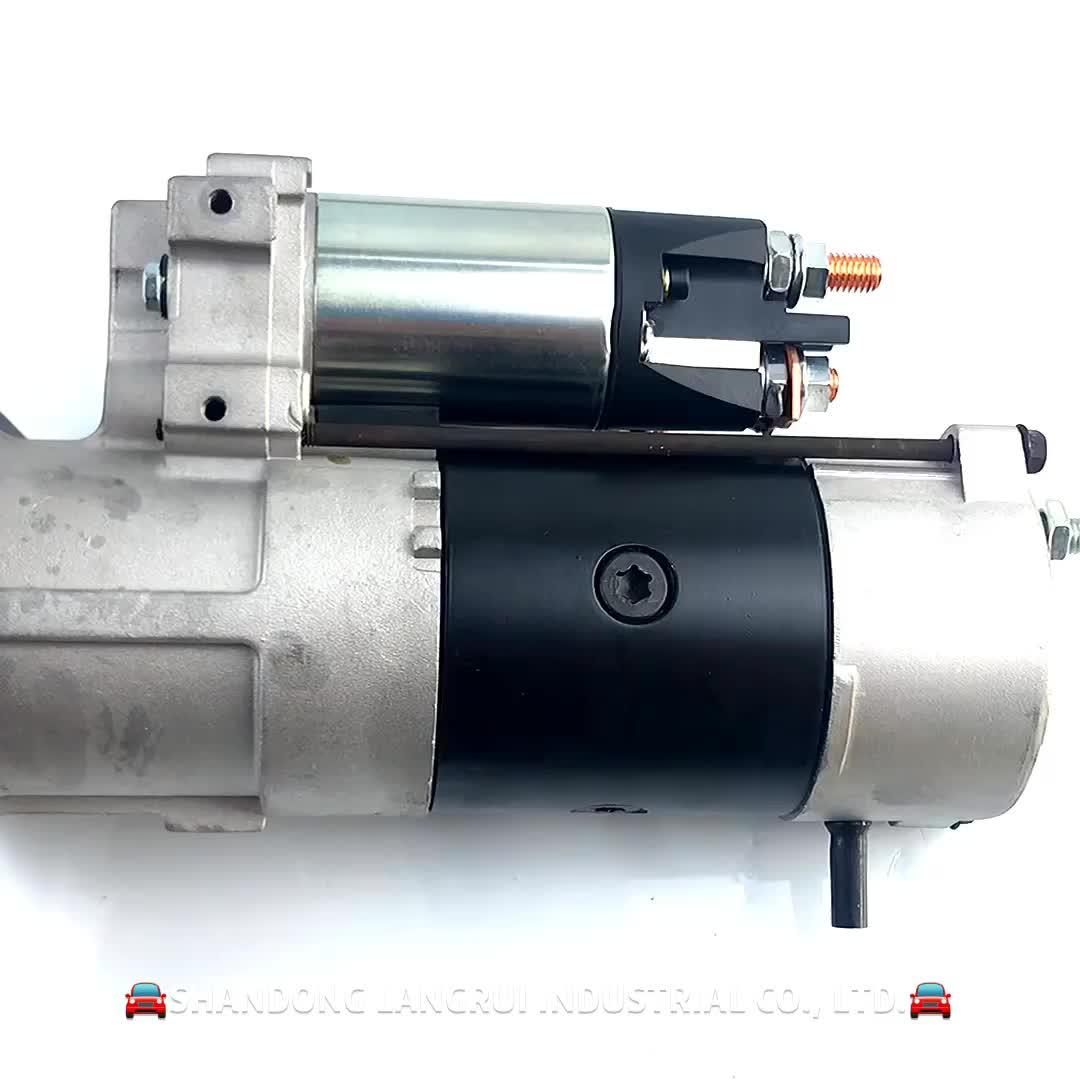 NEW 12V STARTER for 1998-2003 VOLVO TRUCK FH12 FM12 12.0L M9T61171 20430564