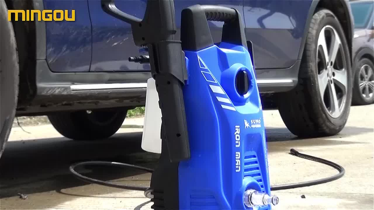 Car Wash Machine with Professional High Pressure Car Cleaning Equipment