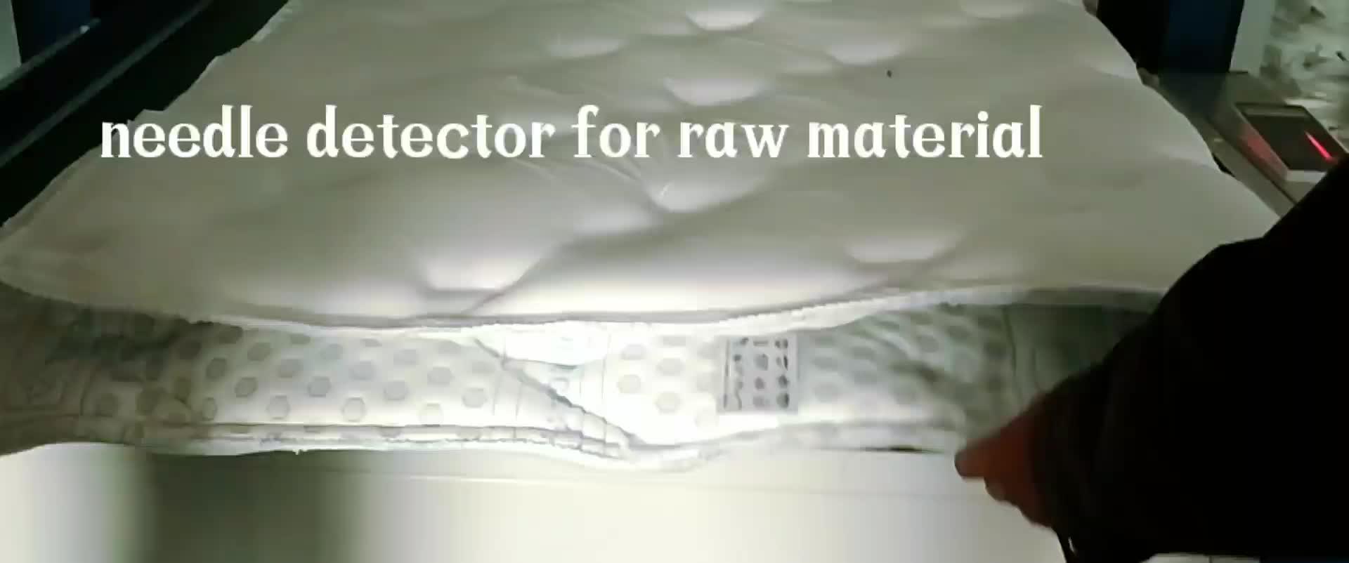 Zwei schicht visco matratze drei viertel stoff abdeckung matratze