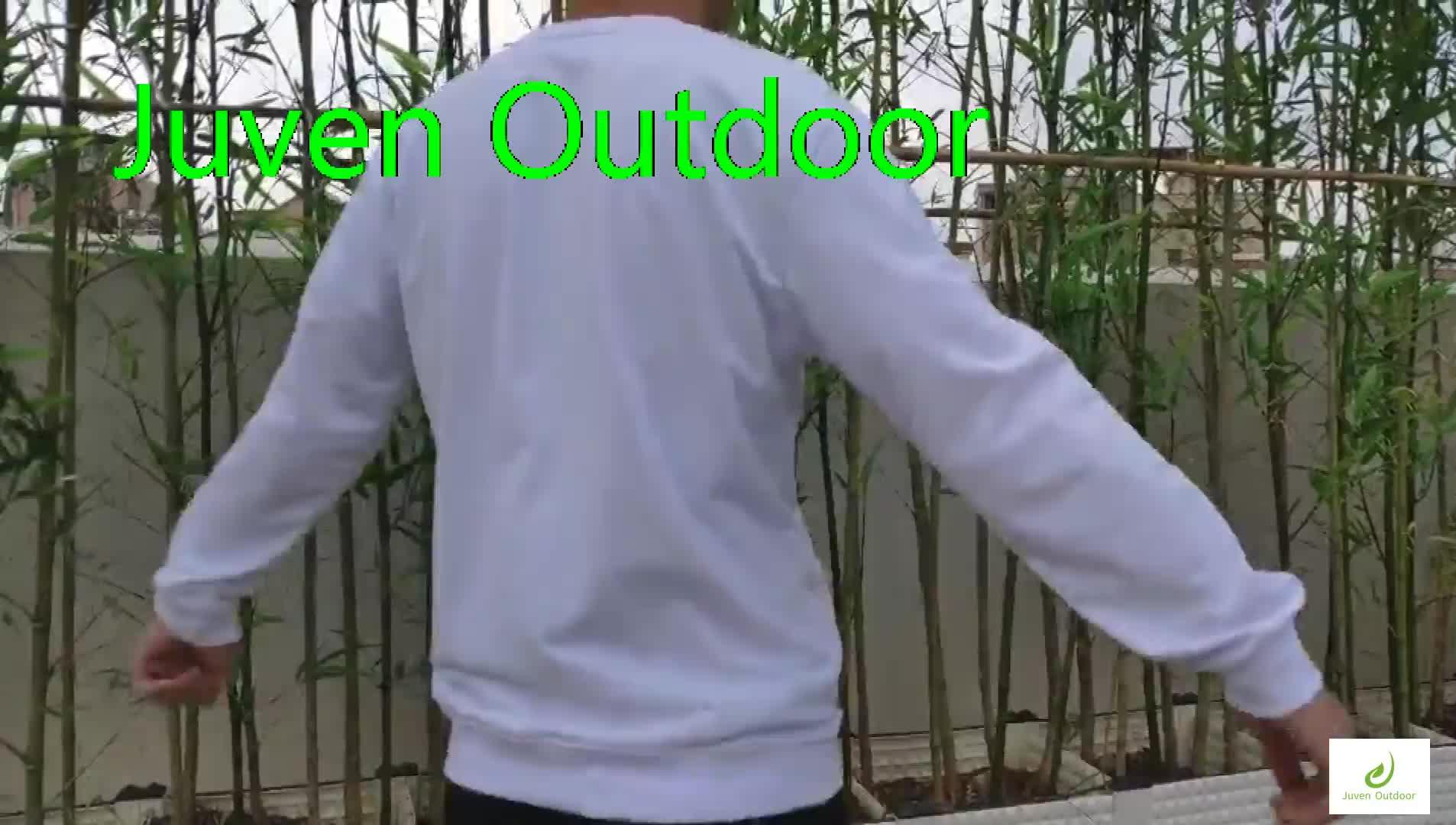 Afdrukken sublimatie Unisex Hoodie custom crewneck sudaderas Sweater