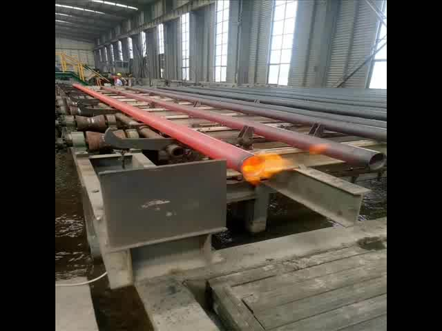 large stock MS steel seamless pipe