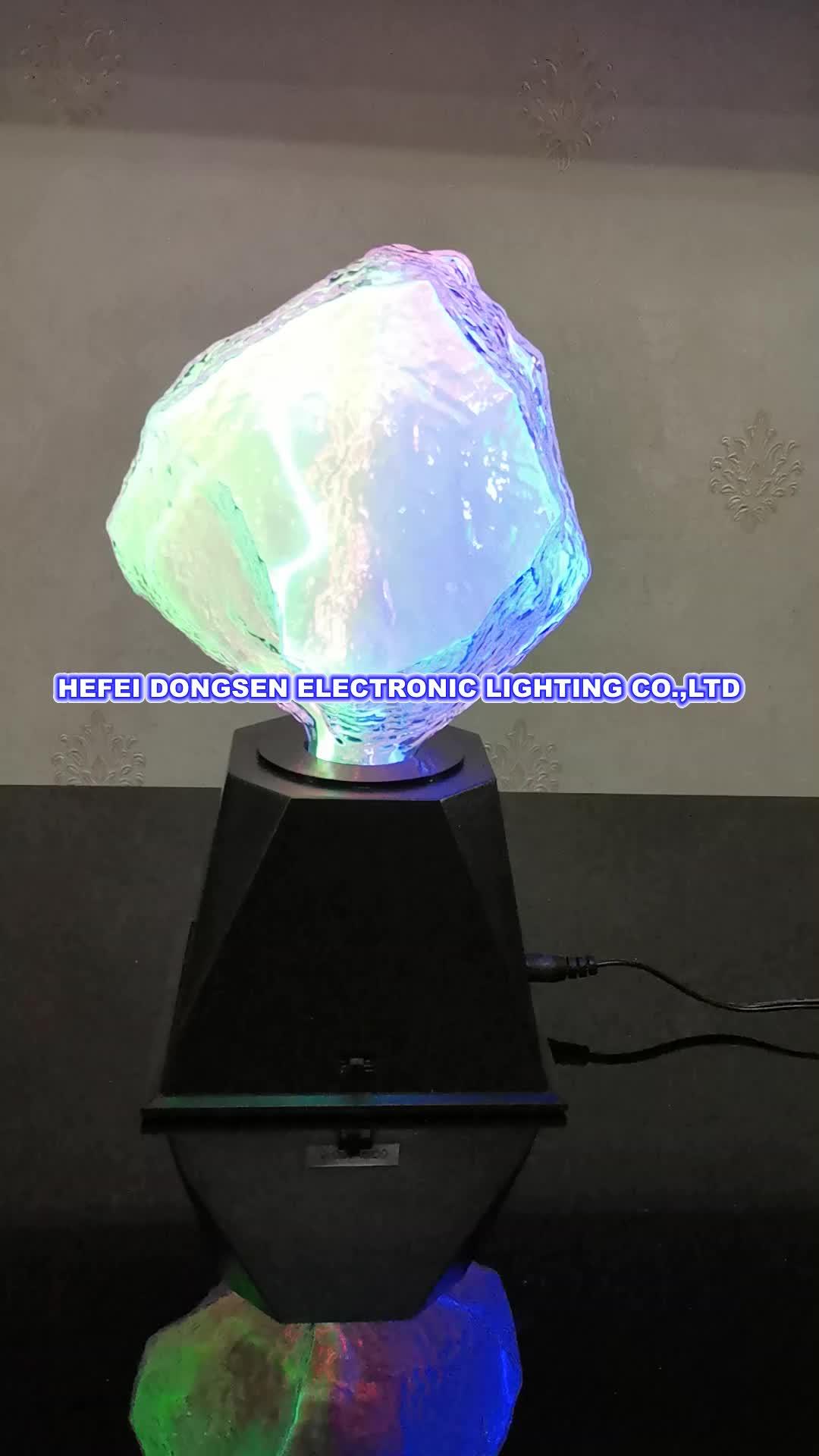 Plazma taş ışık