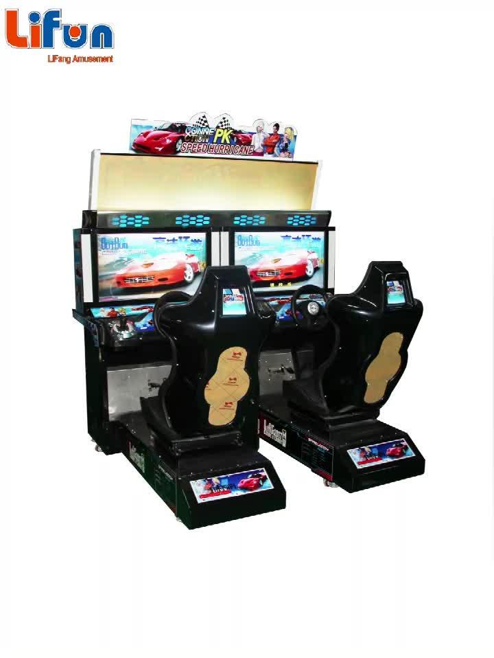 Đồng tiền hoạt động đua xe mô phỏng chạy nhanh hơn các máy arcade, arcade trò chơi đua xe trò chơi cho bán