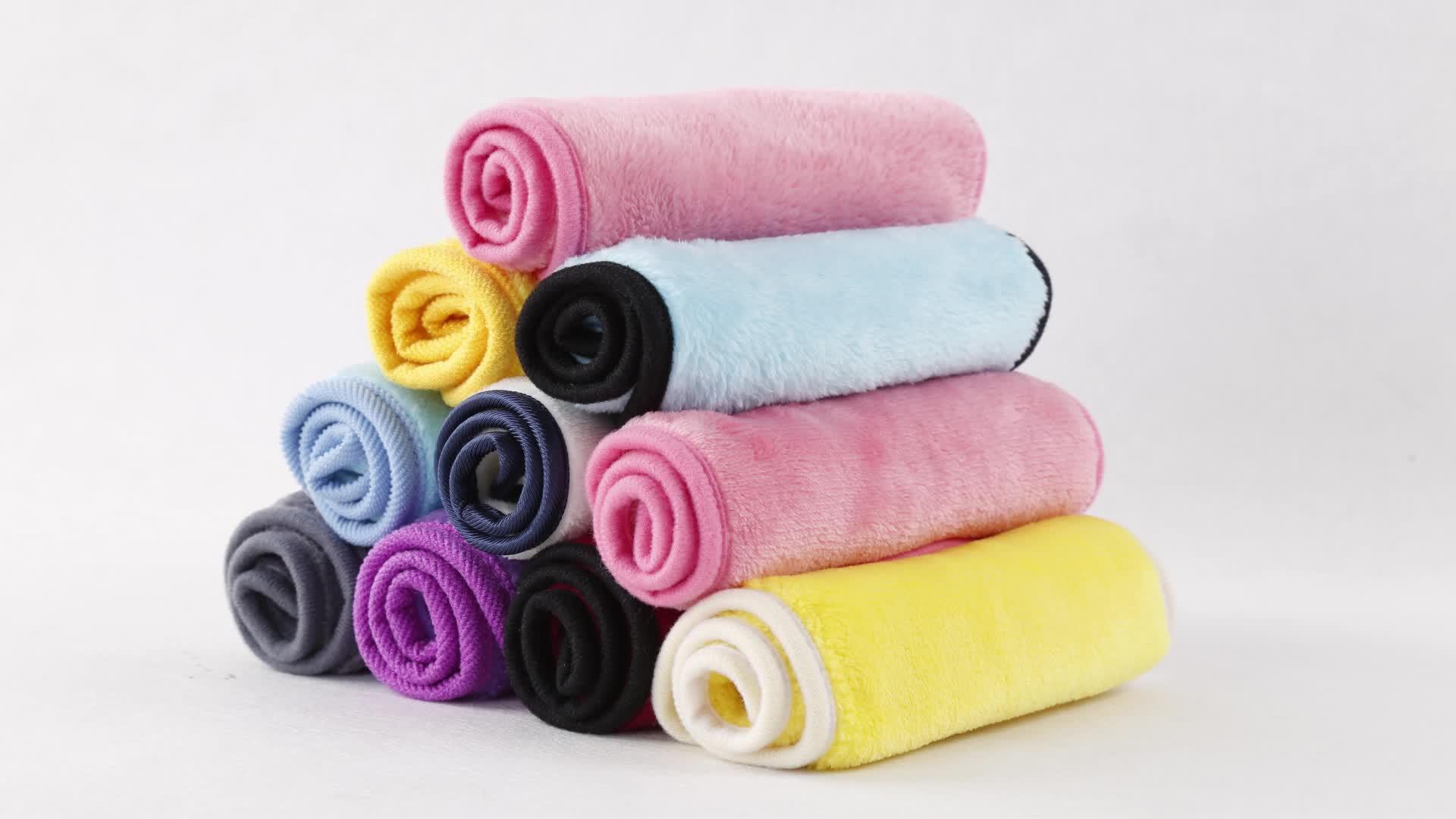 Gezicht Handdoek Make Handdoek Make Up Remover