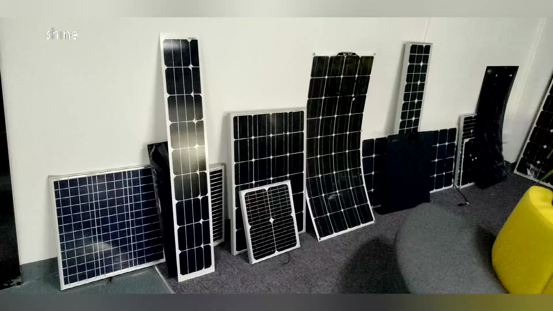 High Quality Pv Mono Solar Panel 300w To South Africa