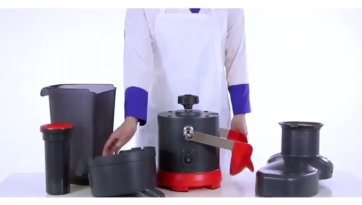 Commercial Automatic Juicer Machine Professional Vegetable Juicer can continue working more than 12 hours