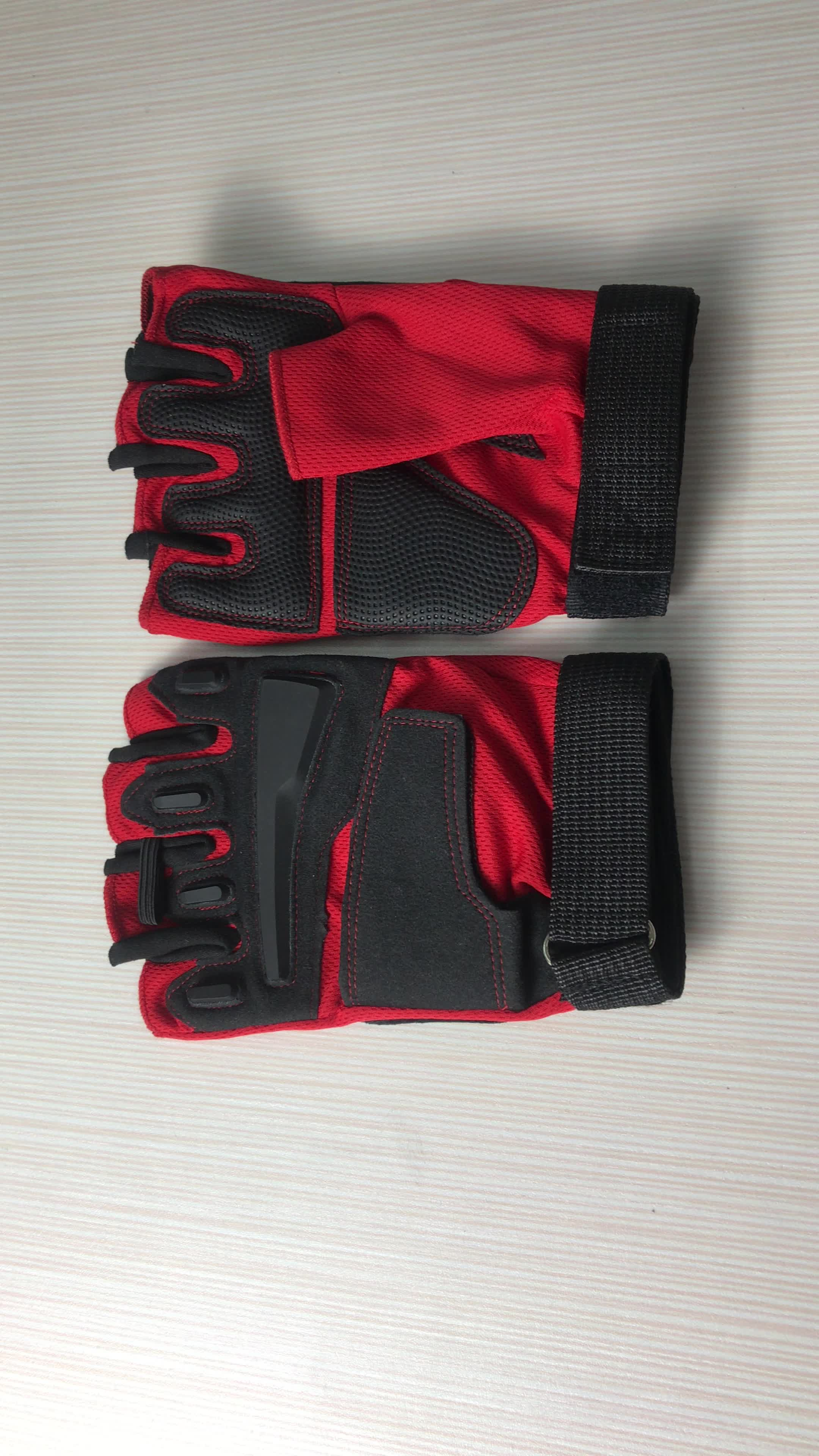 Military Tactics Half Finger Gloves Bicycle Anti-slip New Weightlifting Gloves for Outdoor Climbing