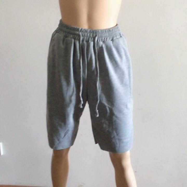 Zomer Nieuwe Vrouwen Biker Shorts Elastische Taille Vintage Effen Gym Shorts Met Zakken Vrouwelijke Casual Workout Korte Joggers
