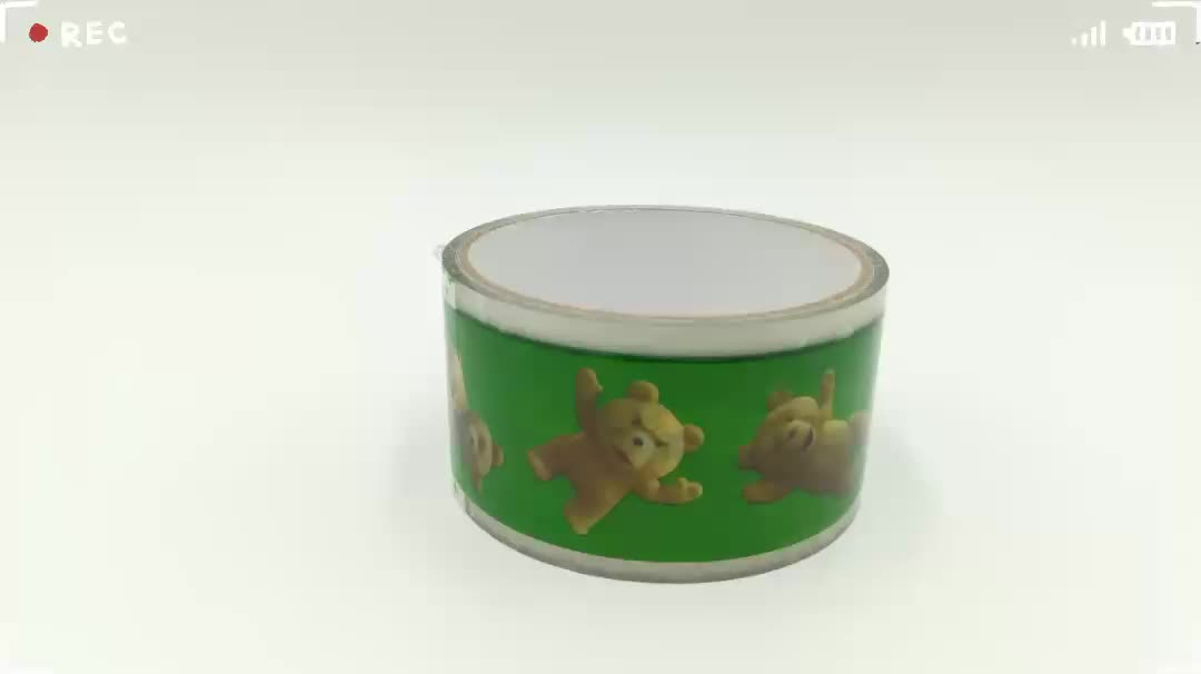 OEM Manufacturer Custom Printed LOGO Designs Premium Printing Packaging Tape