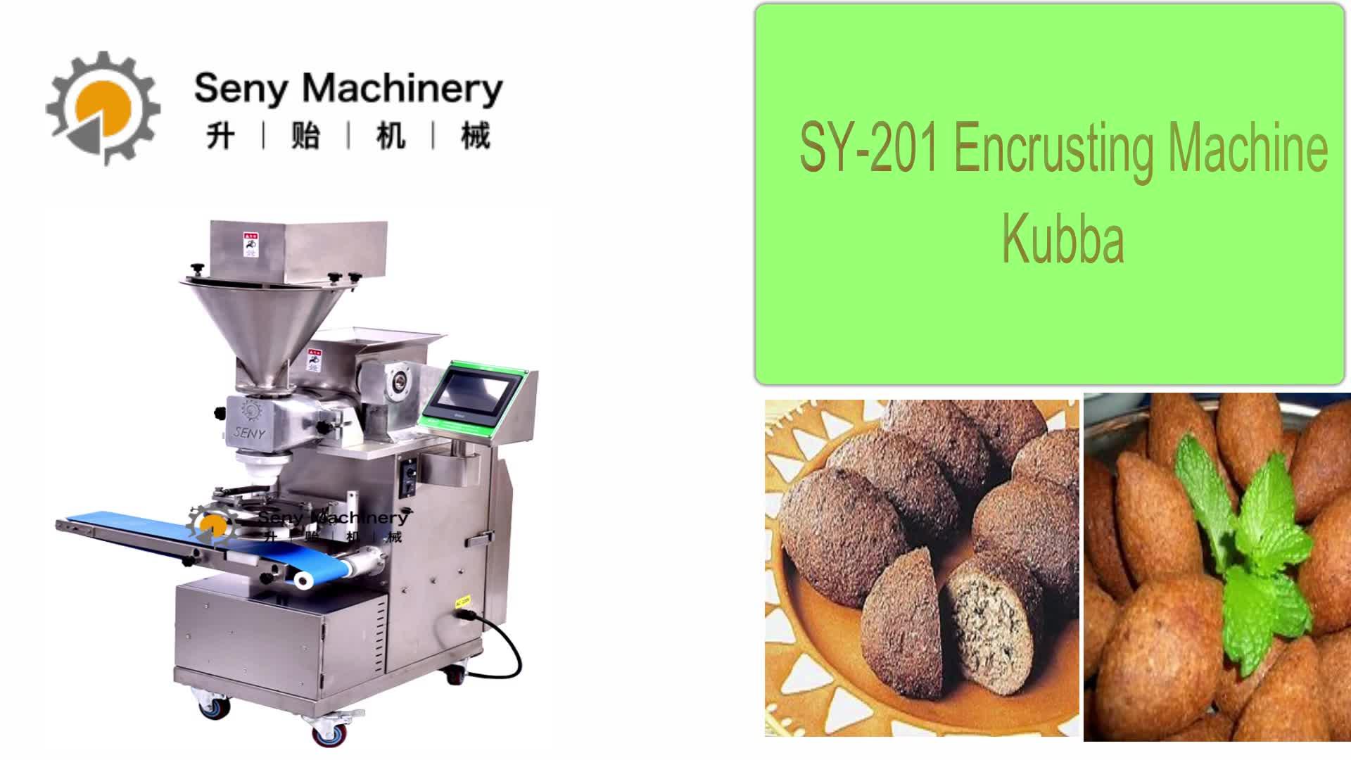 Máquina de fabricação kubba cheia de SY-201-X da fábrica da china fabricante de kubba fabricante de mochi