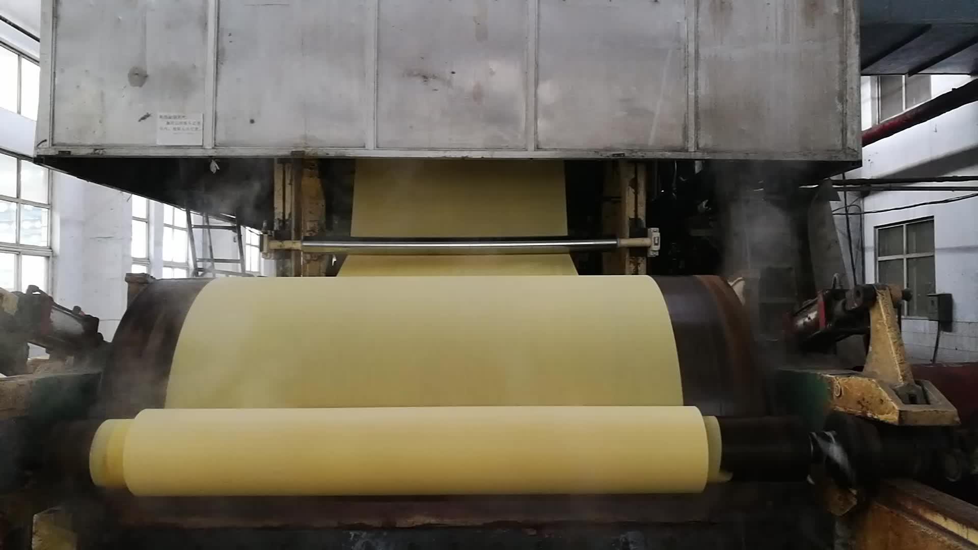 Veiligheid papier fabrikant uit China met watermerk, uv vezels en draad