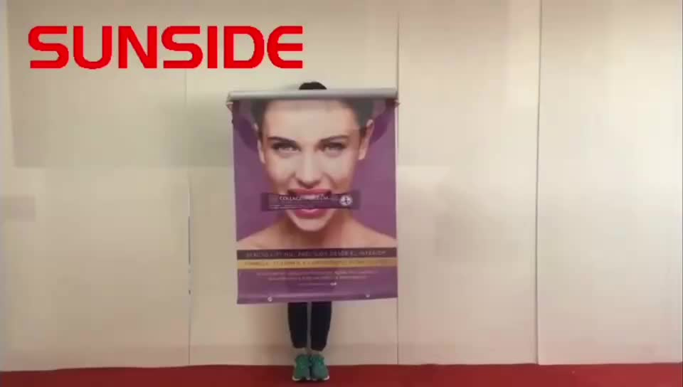 High quality digital printing advertising mesh fabric fence banner