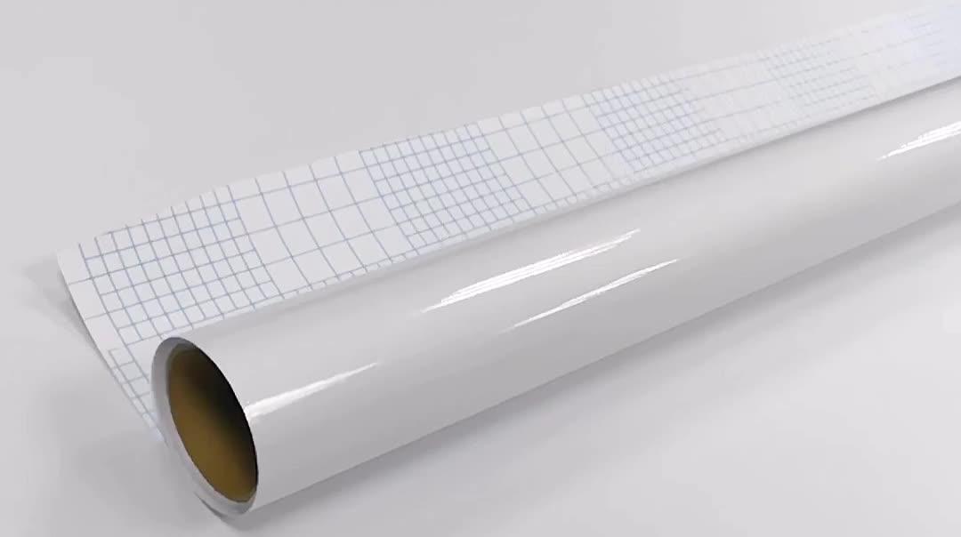 satin PVC cold Lamination Flim