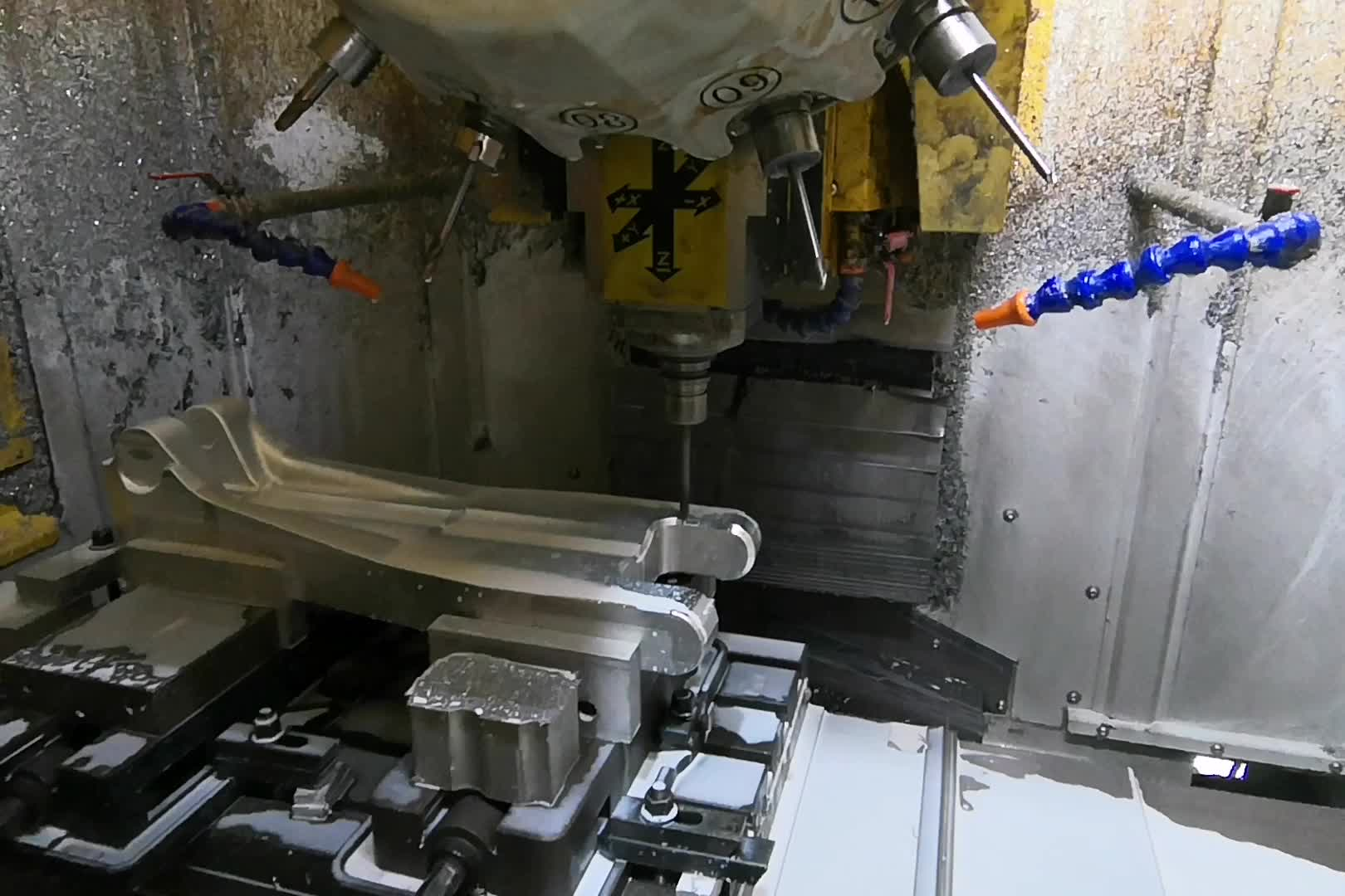 High Quality China Aluminum Cnc Machining Parts, Cnc Machined Aluminum parts, Anodized Cnc Machining Hardware Metal Parts