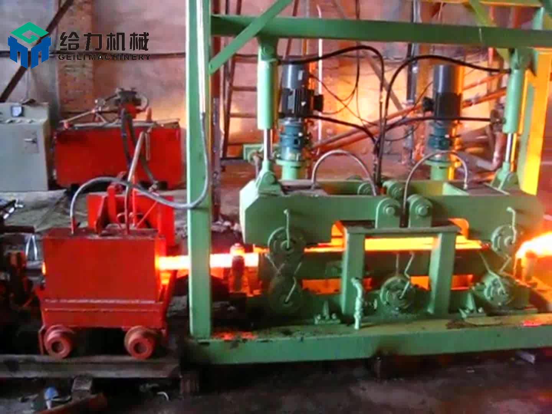 Çin Çelik Yapımı İçin CCM Elektrikli Döküm Makinesi