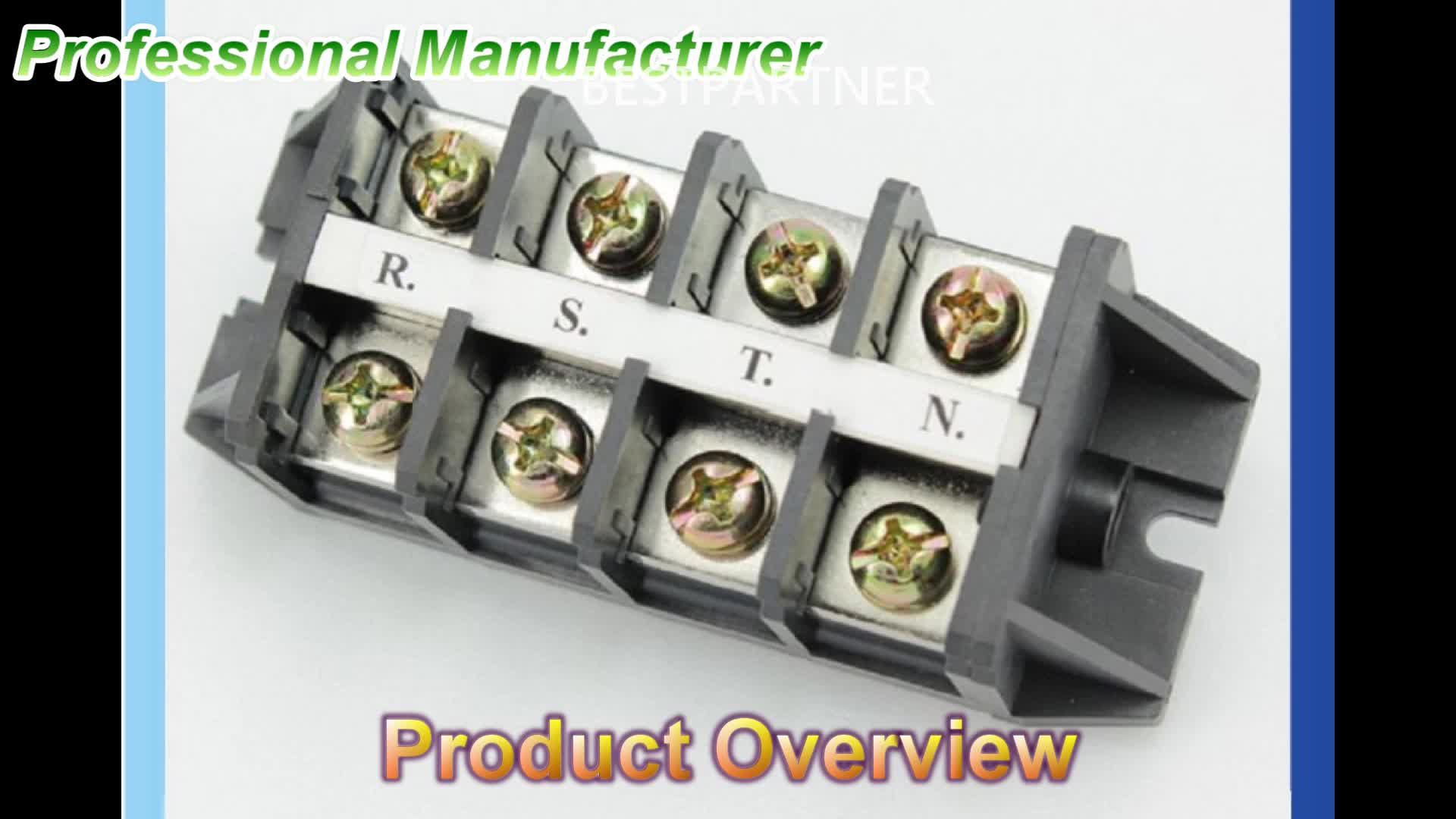 T3013 Ac600v 150a Electrical Connectors Types Wiring Terminal Block