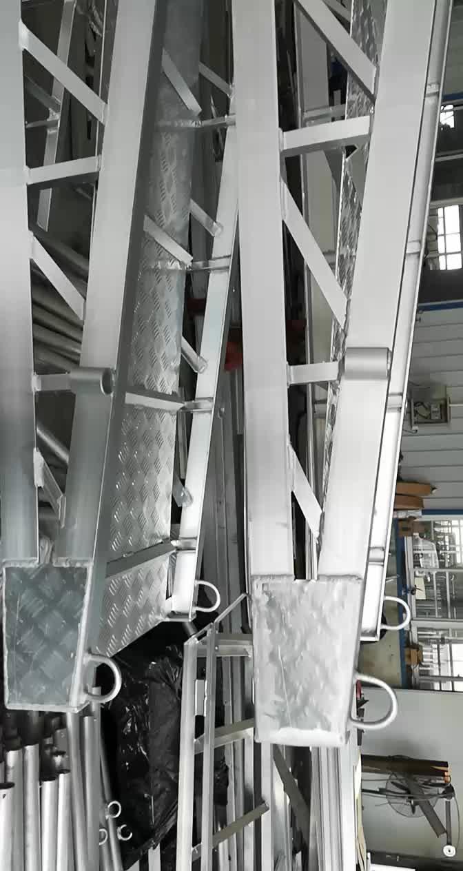 Marine Unterkunft Ladder / Wharf Ladder / Gangway Ladders zum Verkauf