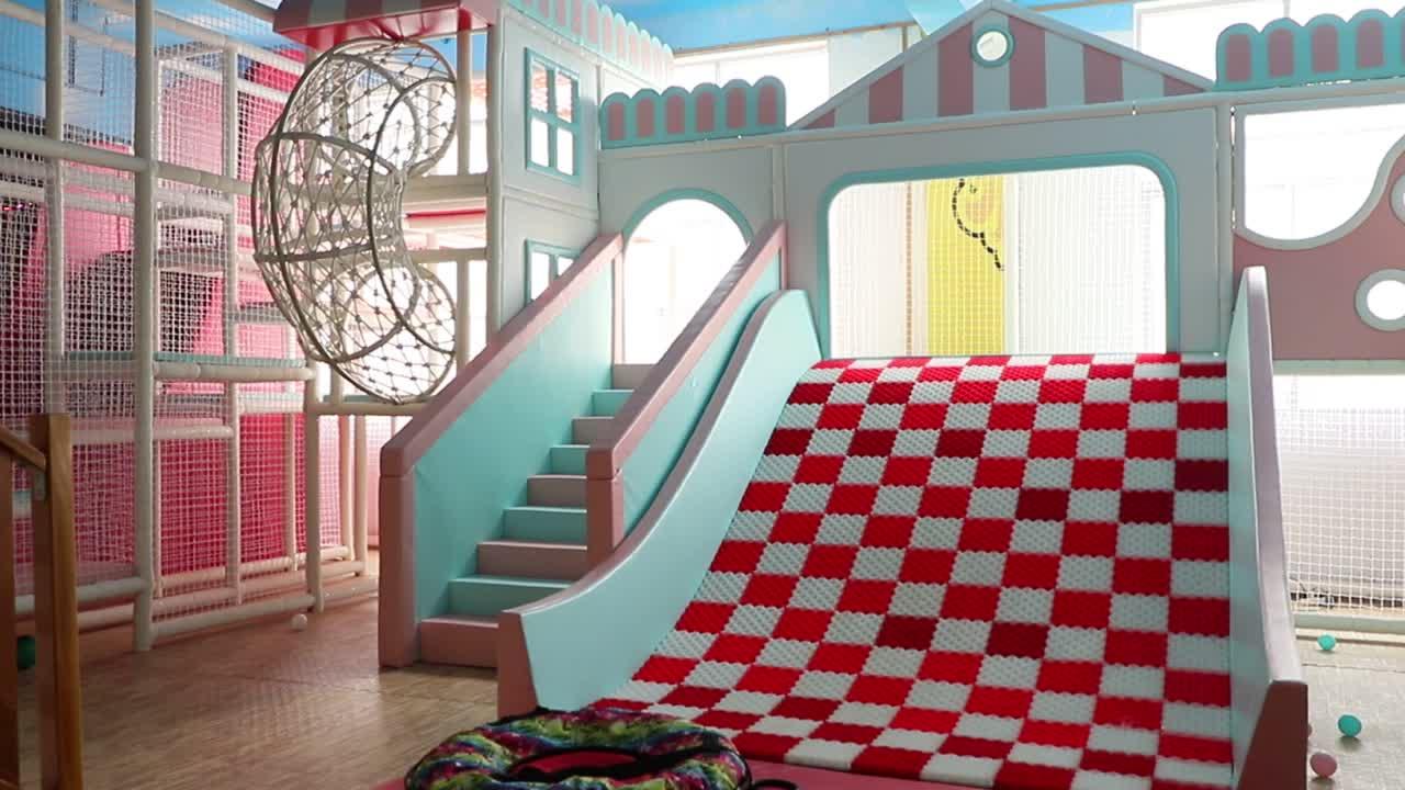 Multifunction Kids Play Centre Indoor Playground Equipment, Children Playground Indoor
