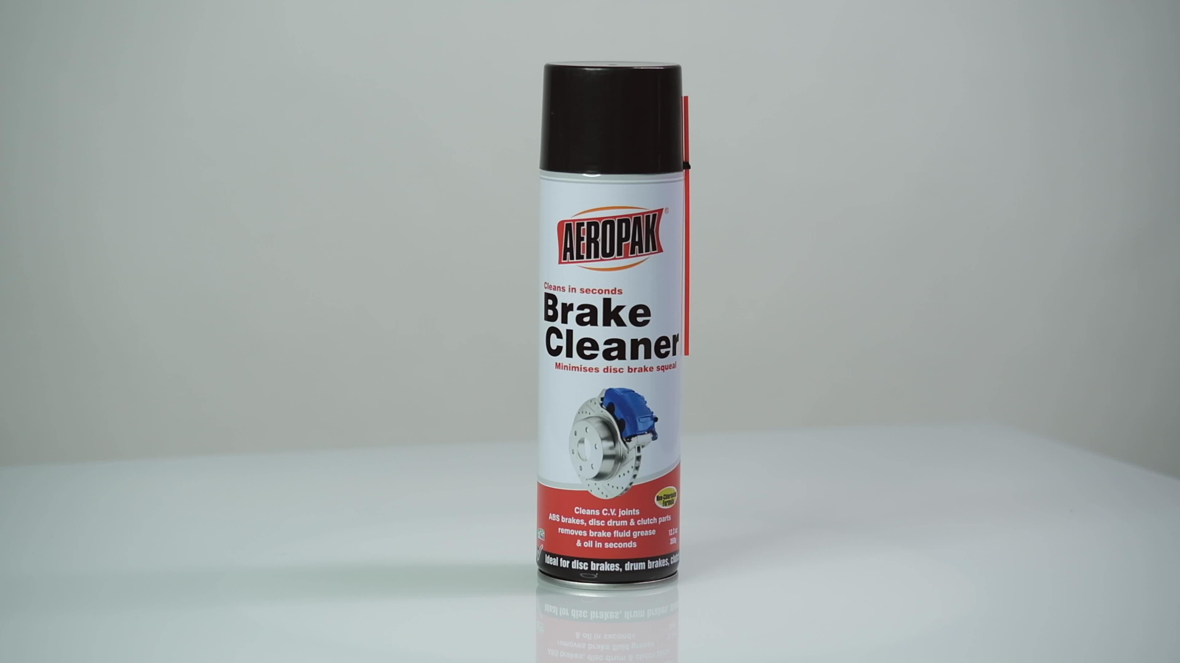 Aeropak Multi purpose Auto Washing Brake Cleaner for car