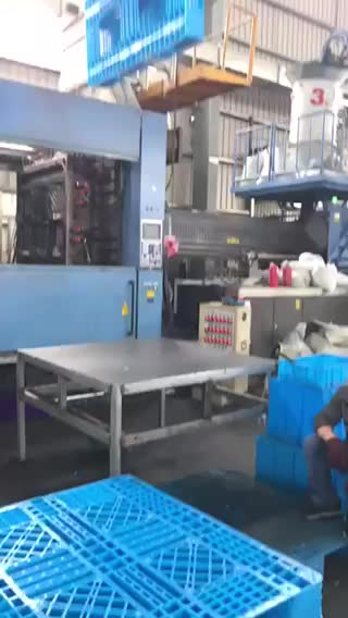 Hygienic Small Plastic Pallet Factory