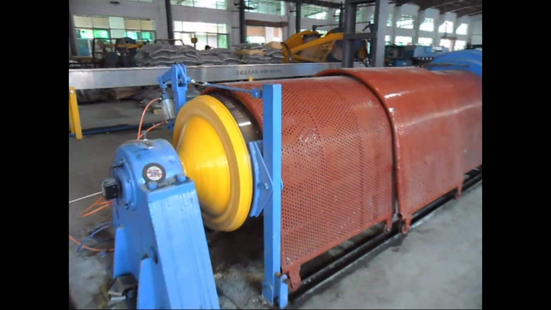 Alta eficiência tubular encalhe cabo de fio de cobre que faz a máquina