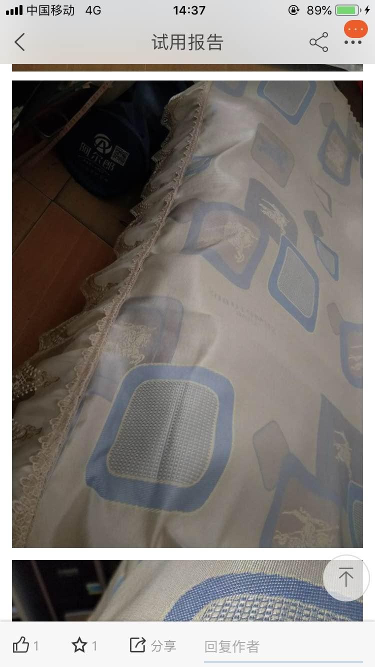 冰丝凉席沙发垫用了挺久了,深度评测