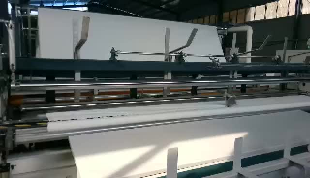 Automatic toilet paper roll maxi roll rewinding machine