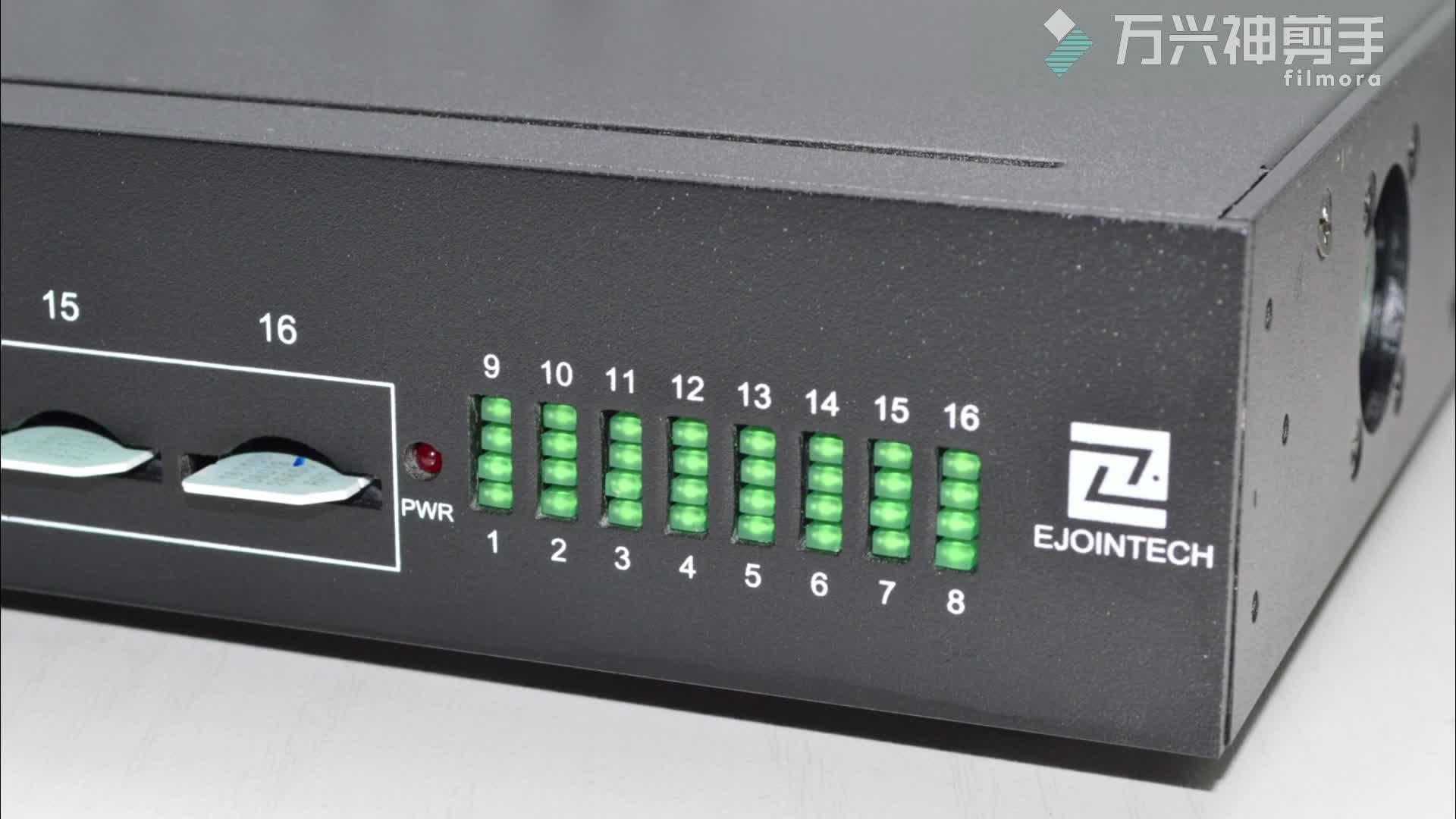 16 đa sim số lượng lớn sms gsm modem ejoin acom616 di động nạp tiền 16 cổng gsm modem với ussd