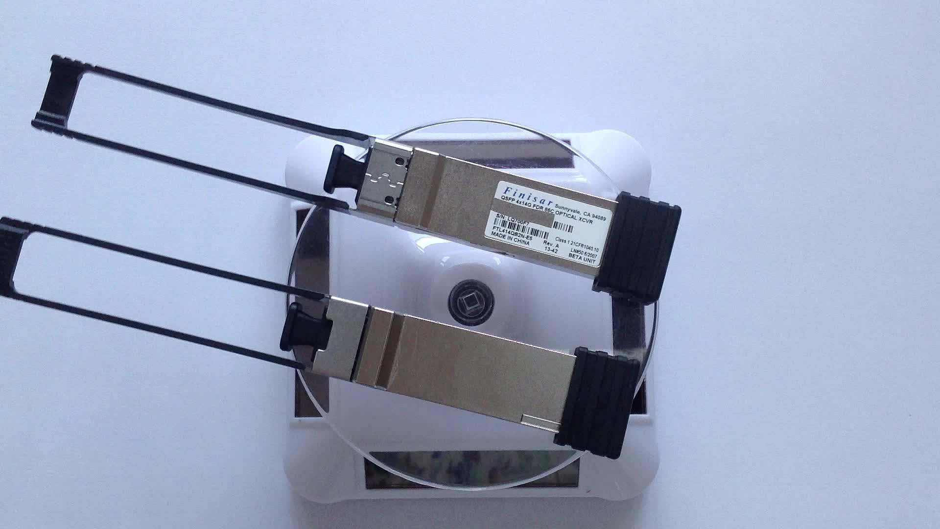 תואם QSFP-40G-SDLC-PAM-SR-MM-850nm 40 גרם QSFP + 850nm LC סיבים אופטי מודול