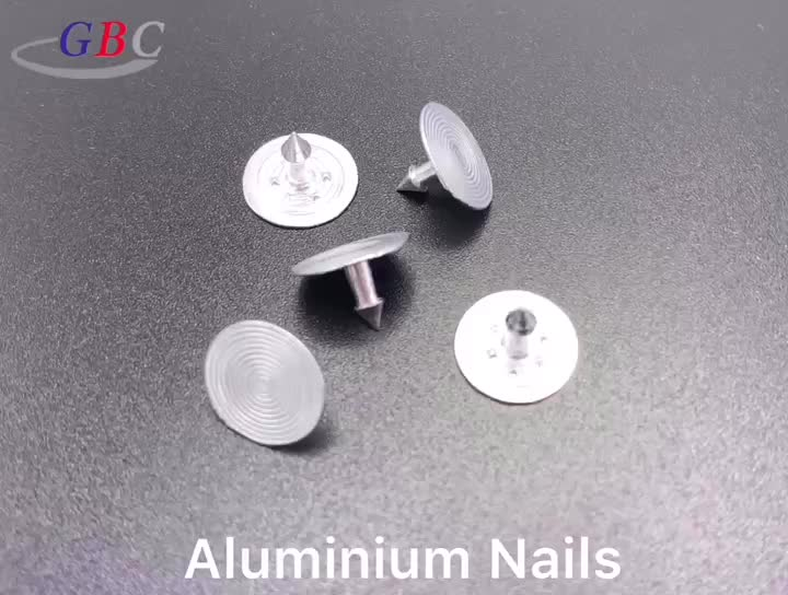 Factory Direct Different Sizes Aluminum Nail for Jeans Rivet