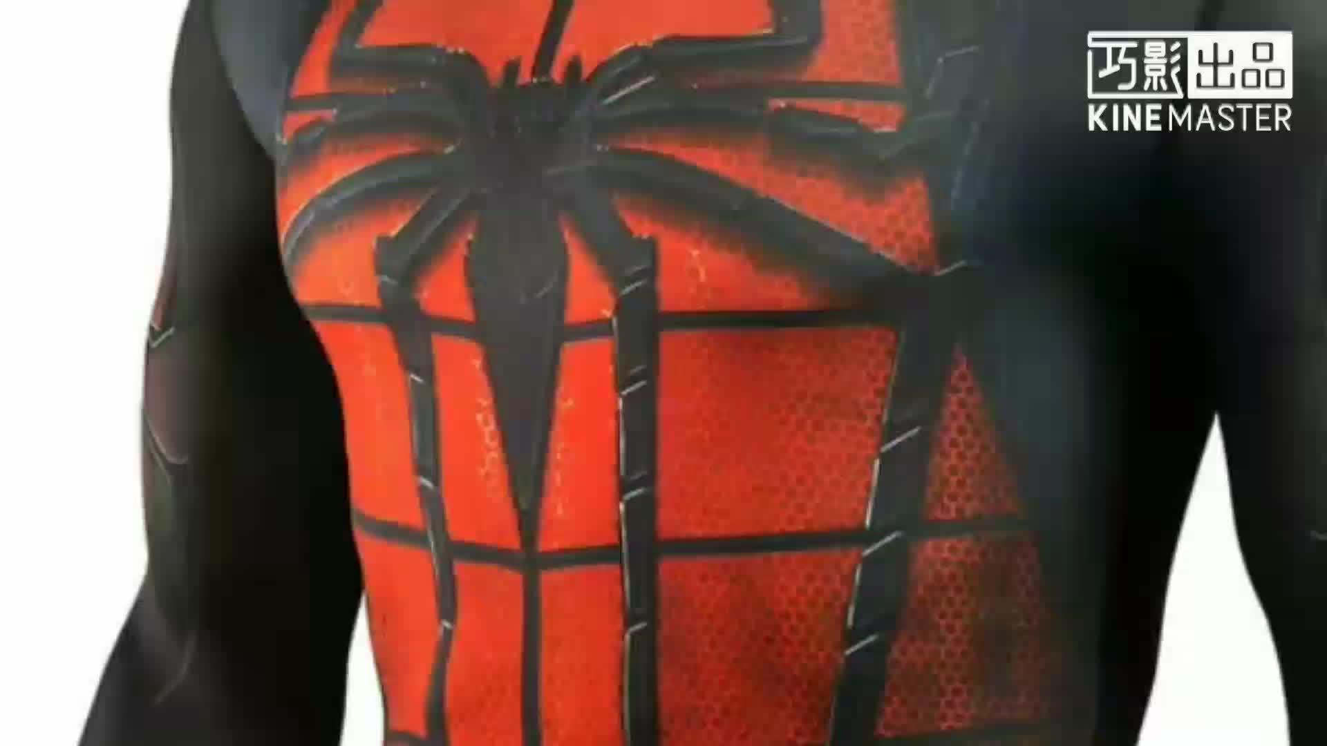 Spiderman T camisas hombres compresión camisetas Fitness hombre araña camisetas culturismo Top Venta caliente Crossfit lycra camiseta