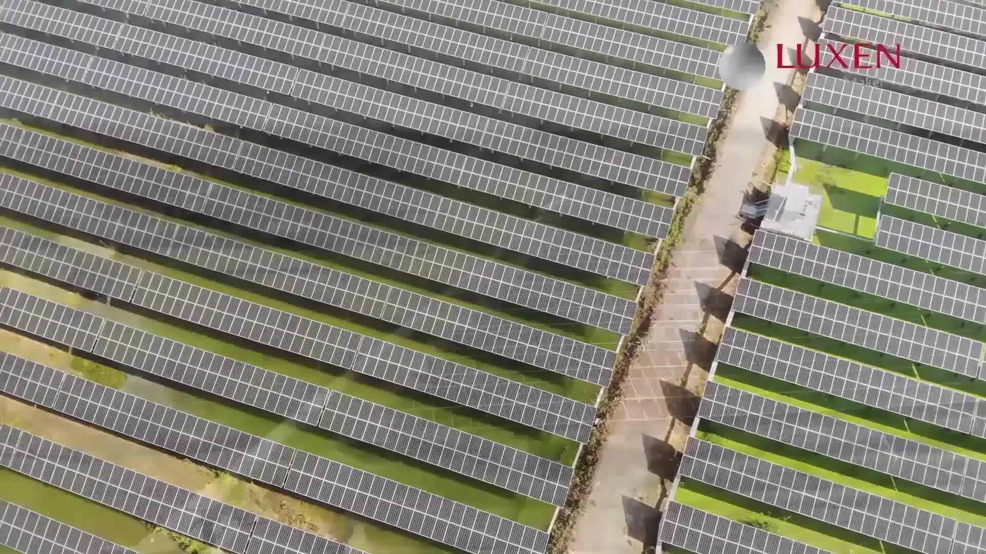 Low  PID 60 cells 275 watt poly solar module