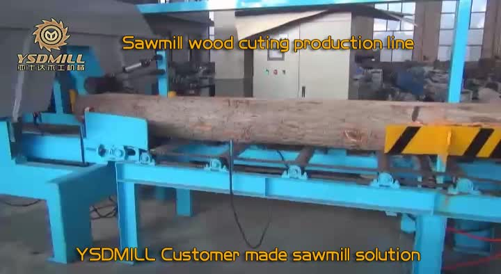 Industrial horizontal style band saw for insulation material cutting