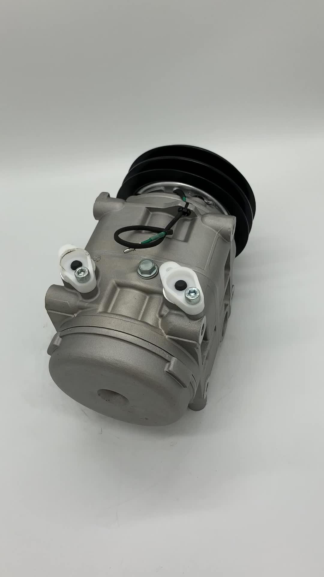 TM31 DKS32 ประเภทอัตโนมัติ AC คอมเพรสเซอร์สำหรับรถบัส/Refrigerated truck