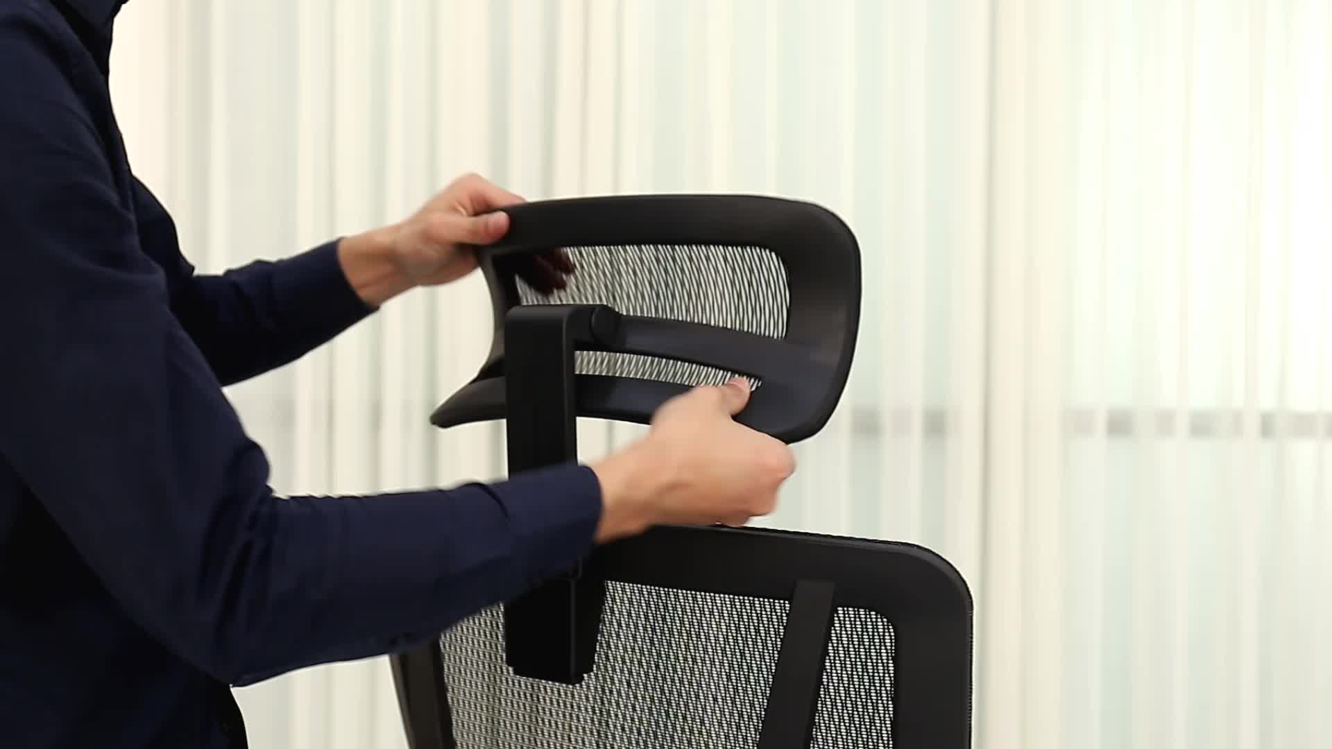 Top Design Haut Dossier Pivotant Chaises de Bureau En Gros
