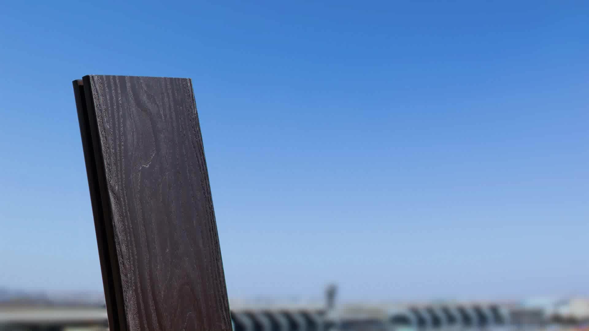 Outdoor Holz Verbund Wpc Decking Boden Bord