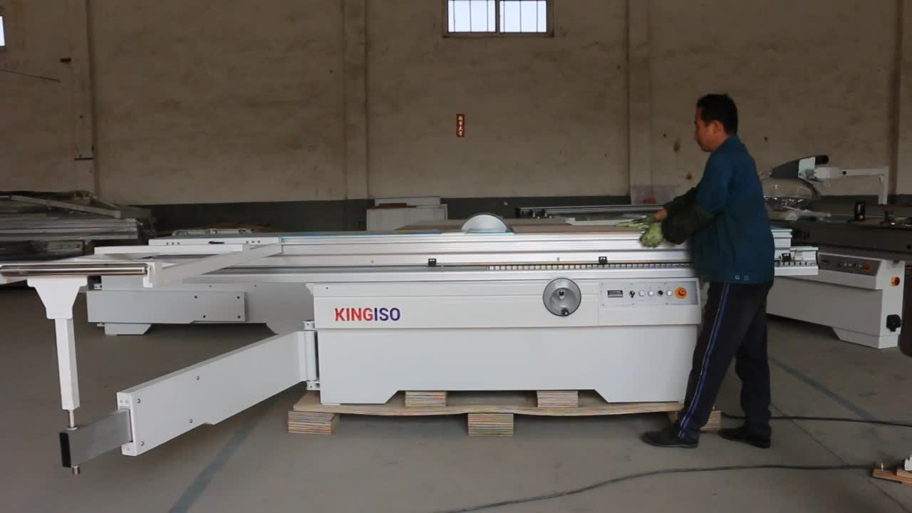 KI400L panel furniture sawing machine for woodworking