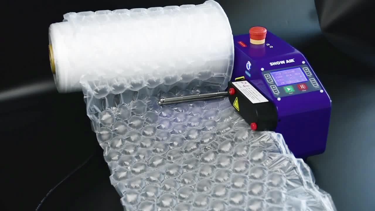 ラップ機フィルムロール気泡フィルムクッションバッグ用梱包無料