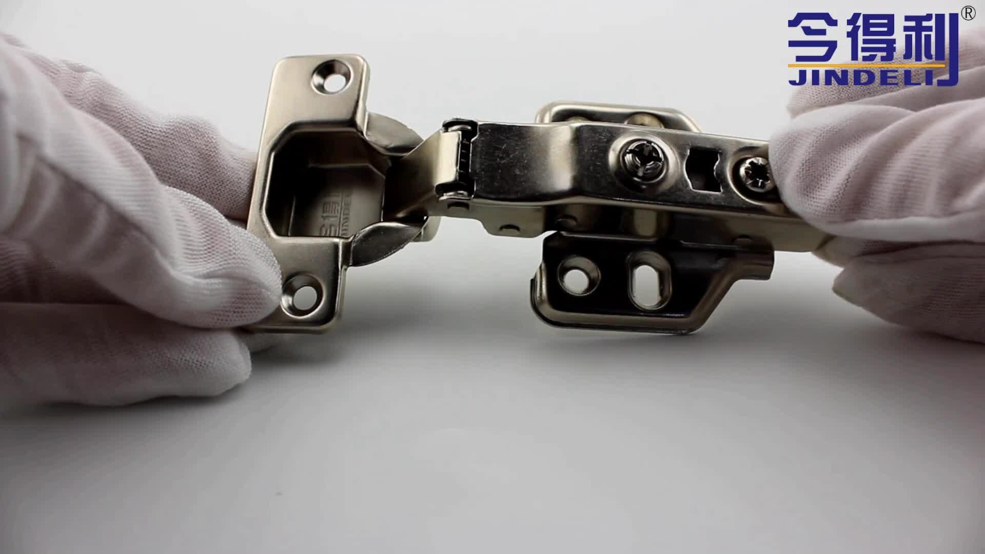 35mm Nội Thất Phần Cứng Tủ Sắt Gấp Có Thể Điều Chỉnh Van Điều Tiết Bản Lề