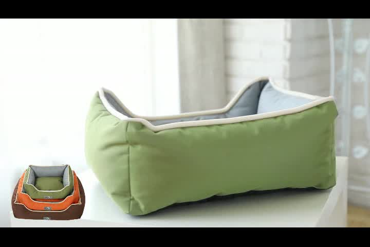 Petstar Removable And Washable Waterproof Oxford Thick Fabric Inflatable Raised Orthopedic Dog Bed