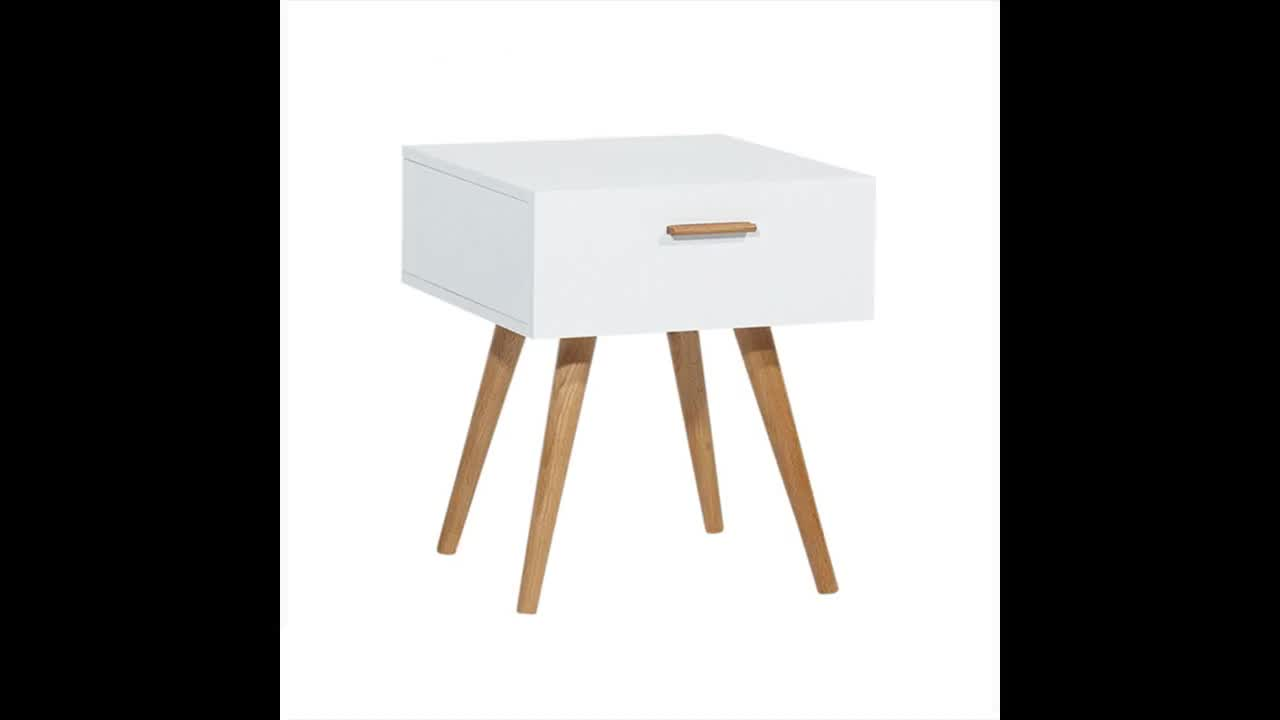 Bedroom furniture good quality nightstand bedsides,PB night stand